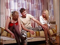 Threesome in Moscow