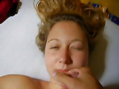 Amateur Facial 112
