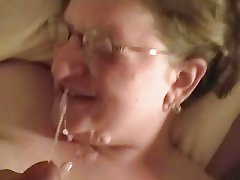 My ex sucking my cock
