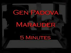 Gen Padova playing with the fuck macine