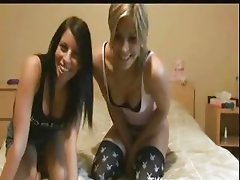 Webcam Lesbians Playing