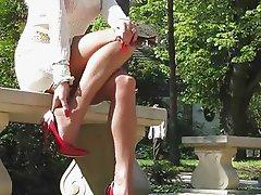 Nylon Teasing FF - Stockings