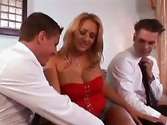 Three Way To Heaven Trina Michaels
