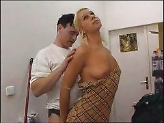 Blonde Milf For Fabrice FMC85
