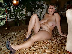 My nude wife