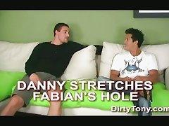 Danny does Fabian really hard