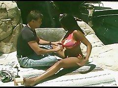Busty Africa Sexxx is Sodomized (by Satanika)
