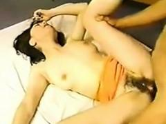 Vintage Japanese Creampie