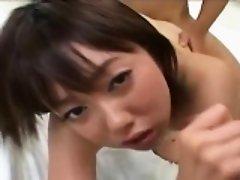 Ichiko has pink slit fucked