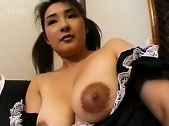 Hot milf gets nasty on a fat dong