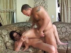 tall but tight shemale fucks her boyfriends tight ass hard