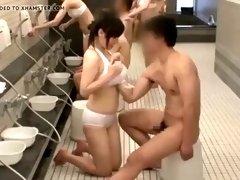 azusa nagasawa 4 in spa