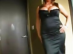 Mom Seduces her step-son
