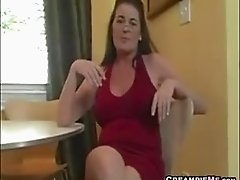 Creampie For A Mature Woman