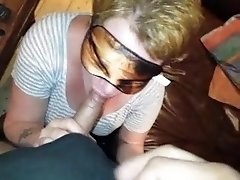 Hot Wife Chick Loves Her Boyfriend's Huge Cock