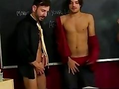 Twink movie Gorgeous youthfull dude Krys Perez is feasting on the