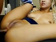 Just another anal whore