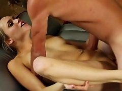 Hot and slutty Mia Malkova gets her pussy fucked by Tyler
