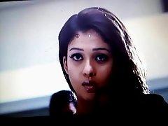 Nayanthara face tributed ashhhaaaa