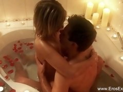 Lovers Exploring True Passion