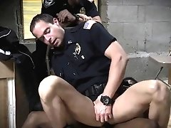 Gay cop cock penis and nude muscled police men dick Bike