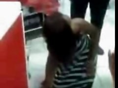 women humiliated for stealing