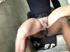 Hot nude male cop video gay Fucking the white officer