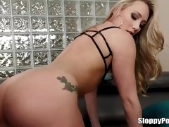 Kinky girls, AJ Applegate, Kate England and Anissa Kate want to get hard dicks in their asses