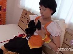 mari haneda :: halloween magic 1 - caribbeancom