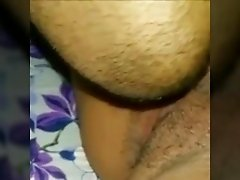 My Desi wifes pussy licked