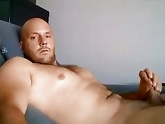 sexy oso se hace la paja
