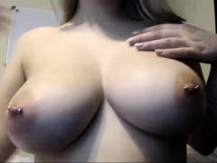 Nice fat boobies on webcam Alysa live on 720camscom