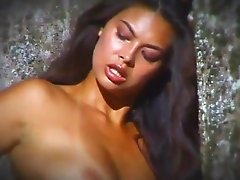 Gorgeous brunette Tera Patrick enjoys rear banging in the woods