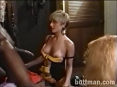 Well endowed BBC fucks several white vintage harlots