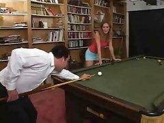 Anal Sex On The Billiard S88