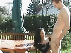 backyard fuck