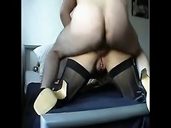 anal milf german