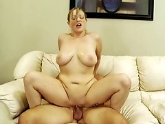 Nothing pleases Vanessa Cage and her friend like riding a dick