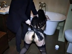 slut wife first time fucked hard by big black cock