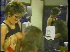 Aja and Nikki Knights lesbian