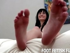 i know how much you want to touch my perfect feet