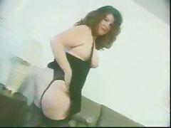 Monica get black cock