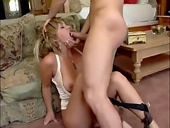 phyllisha anne - blonde milf fucked in the butt - momma knows best