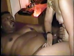 Mature Slut Wife Gangbanged By Blacks - Part 5