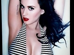 Katy Perry jizzed