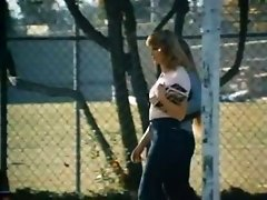 Cranky teen with natural boobs bangs her boyfriend in bedroom