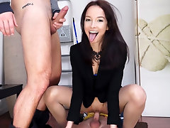 Crazy Street Fucking For A Naughty Girl