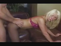 British Slut Jenny Loveitt barmaid fucked in bar