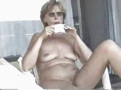 Old Women hairy